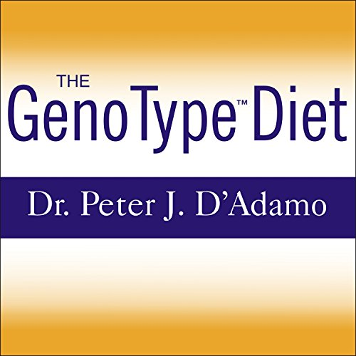 The GenoType Diet audiobook cover art