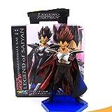 xkk 20cm-Dragon Ball Rey Vegeta/Caracteres VegetaIII Figura De Acción De La Estatua Modelo Animado E...