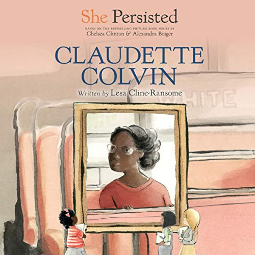 She Persisted: Claudette Colvin cover art
