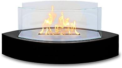 Anywhere Fireplace Lexington Table Top Ethanol Fireplace (Black)