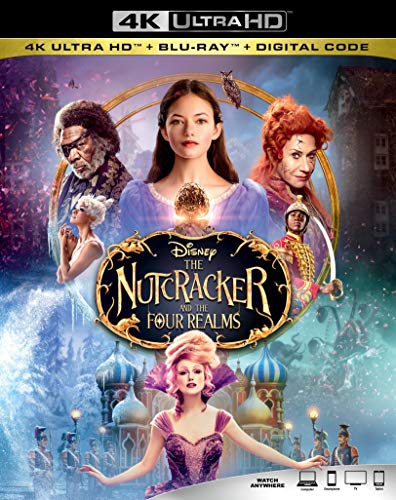 NUTCRACKER AND THE FOUR REALMS, THE [Blu-ray]
