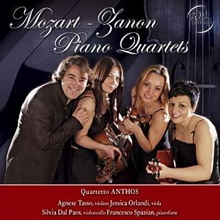 Wolfgang Amadeus Mozart :Piano Quartet In E flat Major, KV 493. Allegro