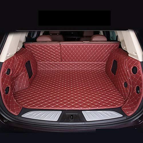 Personalizados personal esteras tronco de coche de cuero Fit for BMW X1 X2 X3 X5 E84 F25 F26 X4 E70 5seat 7seat F15 X6 E71 X6 F16 F83 F82 M4, dedicada esteras tronco de coche Forro de maletero Cargo M
