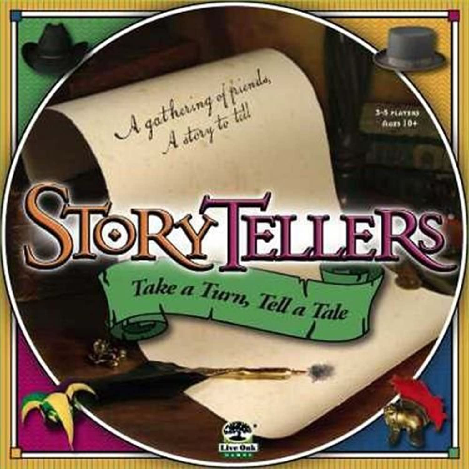 Story Tellers by Live Oak Games