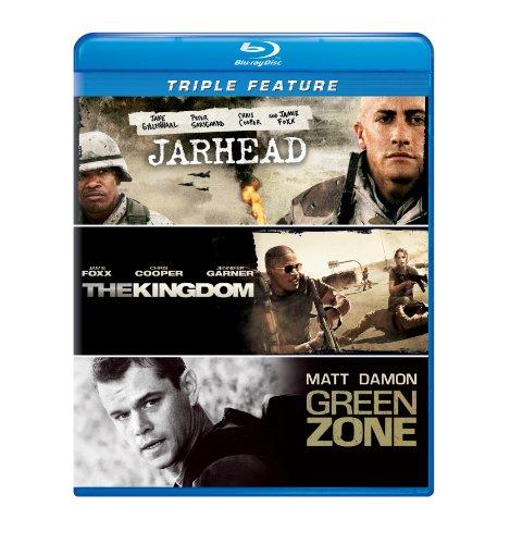 JARHEAD/THE KINGDOM/GREEN ZONE BD WS [Blu-ray]