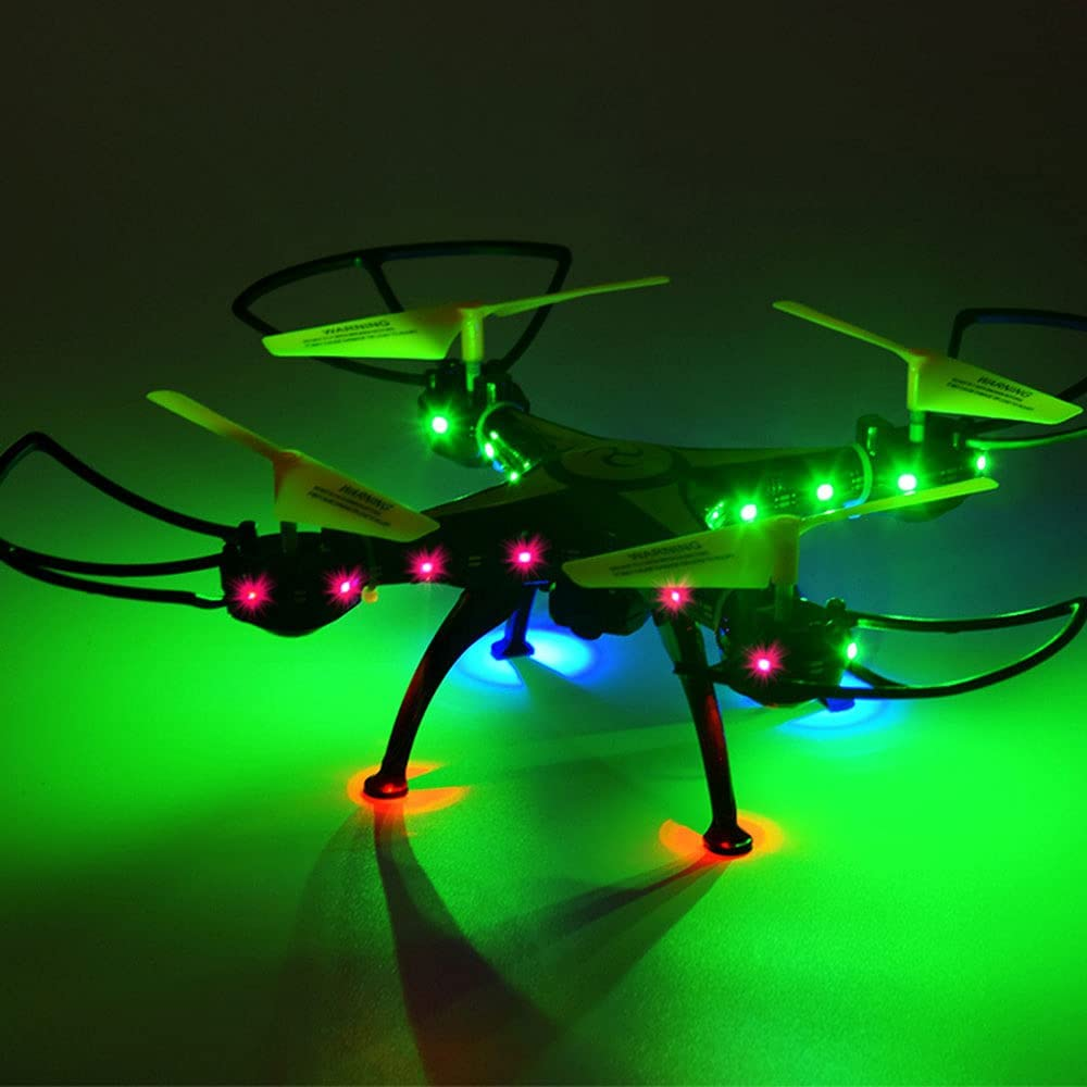 WZRYBHSD Crash Proof At the price 6-Axis Gyro Alternative dealer RC for Qua Kids Adults Drone