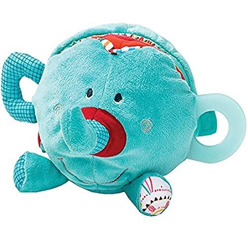 Lilliputiens - 86738 - Découvreur éléphant - Albert