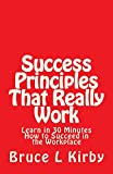 Success Principles That Really Work: Learn in 30 Minutes How to Succeed in the Workplace (English Edition)