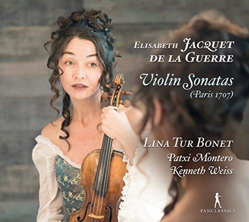 Elisabeth Jacquet De La Guerre / Lina Tur Bonet