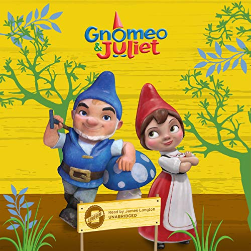 Gnomeo & Juliet cover art