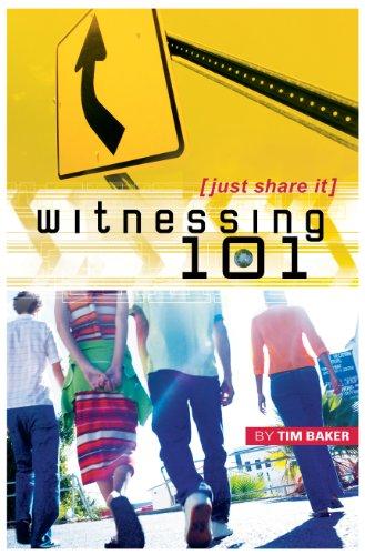 Witnessing 101 (English Edition)