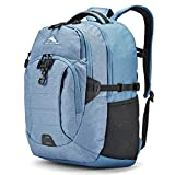 High Sierra Jarvis Backpack, Graphite Blue/Black, One Size