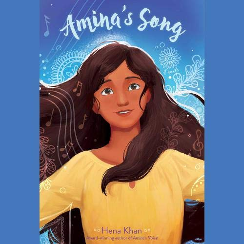 Amina's Song  By  cover art
