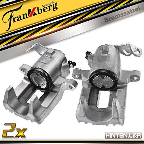 2x Bremssattel Bremszange Hinten Links + Rechts für A3 TT Bora Golf IV Octavia I Leon Toledo II 1996-2010 1J0615424A
