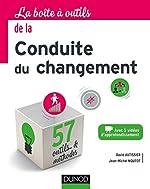 La Boîte à outils de la Conduite du changement de Jean-Michel Moutot
