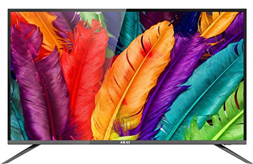 AKAI TV AKTV423 42' Full HD Smart Android 42 Pulgadas LED FHD Smart Android, Silver