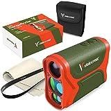 Visiocrest A-3280-GO Laser Range Finder for Golf,...