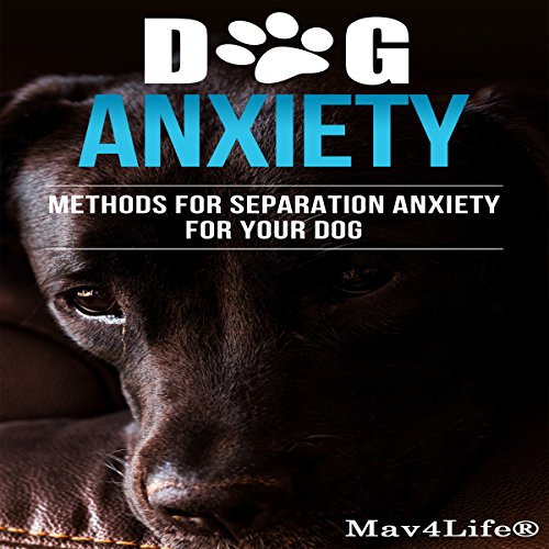Dog Anxiety? Methods for Separation Anxiety for Your Dog! audiobook cover art