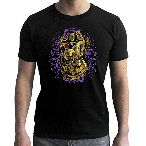 ABYstyle Marvel – T-shirt Avengers Infinity Wars Oneindige handschoen Thanos