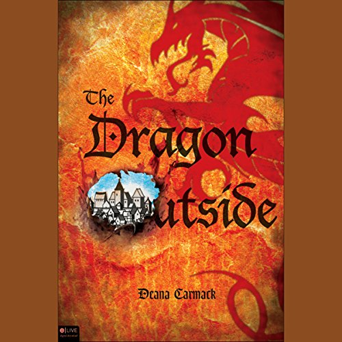 The Dragon Outside audiobook cover art