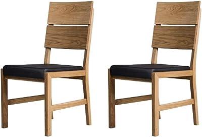 DORAFAIR Pack de 6 sillas escandinava Estilo nórdico Silla ...