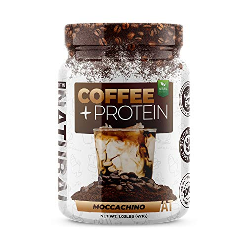 ABOUT TIME Protein + Coffee Mochacchino 1.03lb Serving 32 -sdc About Time, 0.01 Pound