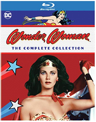 Wonder Woman: The Complete Series (BD) [Blu-ray]