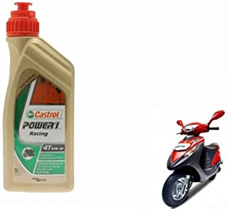 Castrol Power1 10W-50 4T 1 Litre Scooter Engine Oil-Mahindra Flyte