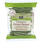 365 Everyday Value, Organic Trimmed Green Beans, 12 oz bag