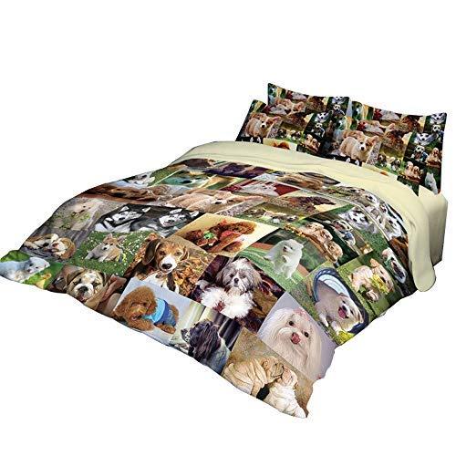 Dog Themed Bedding Sets.Dog Comforter Amazon Com