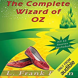 The Complete Wizard of Oz Collection cover art