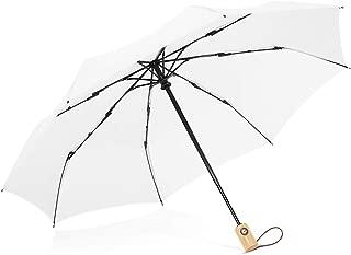 Ten Parapluie de Mariage Blanc avec poign/ée en Plastique Blanche Automatique cod.EL21003 cm 106x106x85h by Varotto /& Co.