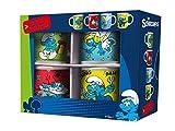 The Puffi Smurfs Tazza Mug 4 Pack Easy Licences