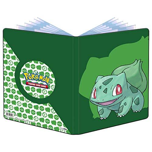 Ultra Pro E-15540 9 Taschen Portfolio – Pokemon Bulbasaur