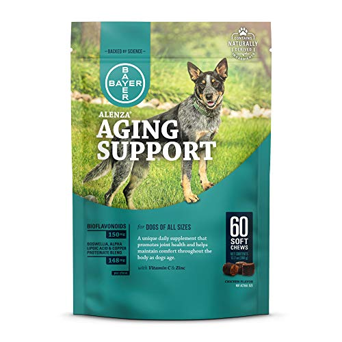 Top 10 best selling list for best supplements for aging dogs