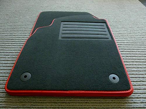 Imperial Fußmatte für I10 Limo/Kombi ab 03.08-10.13 Velours Automatte Original Qualität