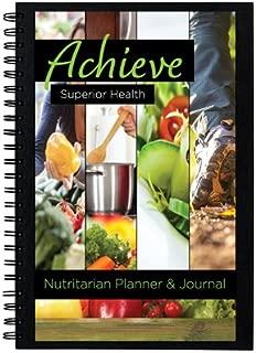 Nutritarian Planner & Journal