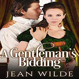 A Gentleman's Bidding cover art