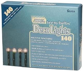 CWI LT1402 Multiple Function Teeny 140-Bulb Light Set