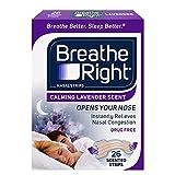 Breathe Right Nasal Strips, Lavender, Nasal...