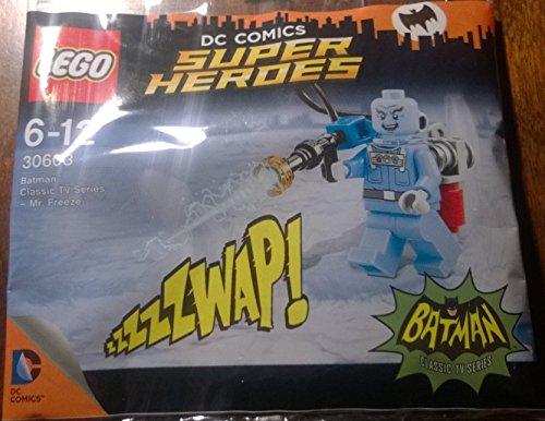 LEGO Batman 1966 Mr.Freeze 30603 Polybag Minifigure
