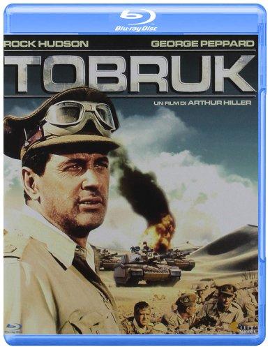 Tobruk  1967   BluRay RegA/B/C Import  Italy