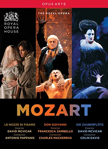 Mozart: Operas Box Set (The Royal Opera) [5 DVD]