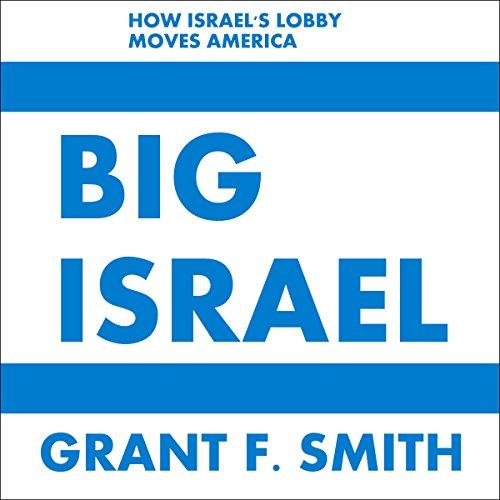 Big Israel audiobook cover art