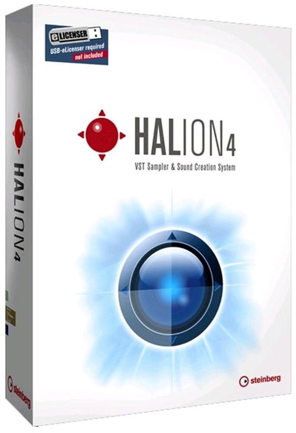 同化する磁器不完全な◆最新版◆ Steinberg HAlion 4 通常版◆『並行輸入品』◆マルチサンプラー音源◆