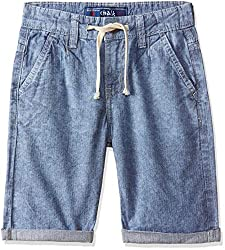 Chalk By Pantaloons Boys  Regular Fit Shorts