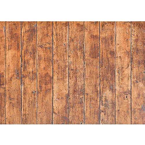 Fondos de fotografía de Vinilo Props Piso de Madera Tablones de Madera Fondo de Estudio fotográfico temático A14 9x6ft / 2.7x1.8m
