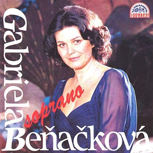 Gabriela Beňačková, Václav Neumann, Bohumil Gregor, Czech Philharmonic