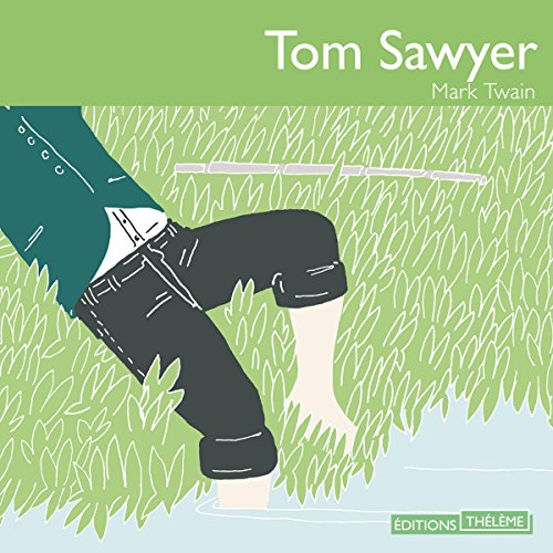 Couverture de Tom Sawyer