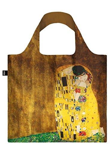 LOQI Museum Gustav Klimt The Kiss, 1907-08 Bag
